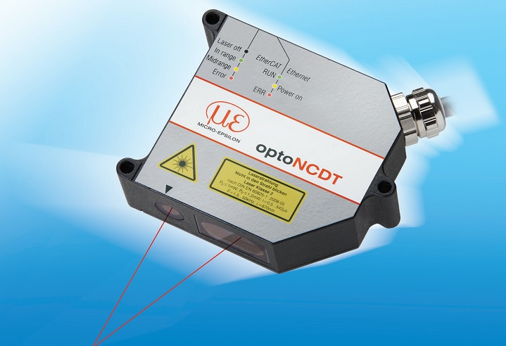 micro-epsilon  optoNCDT2300 激光位移传感器