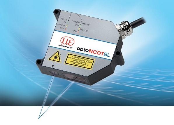 micro-epsilon  optoNCDT2300BL蓝光激光位移传感器