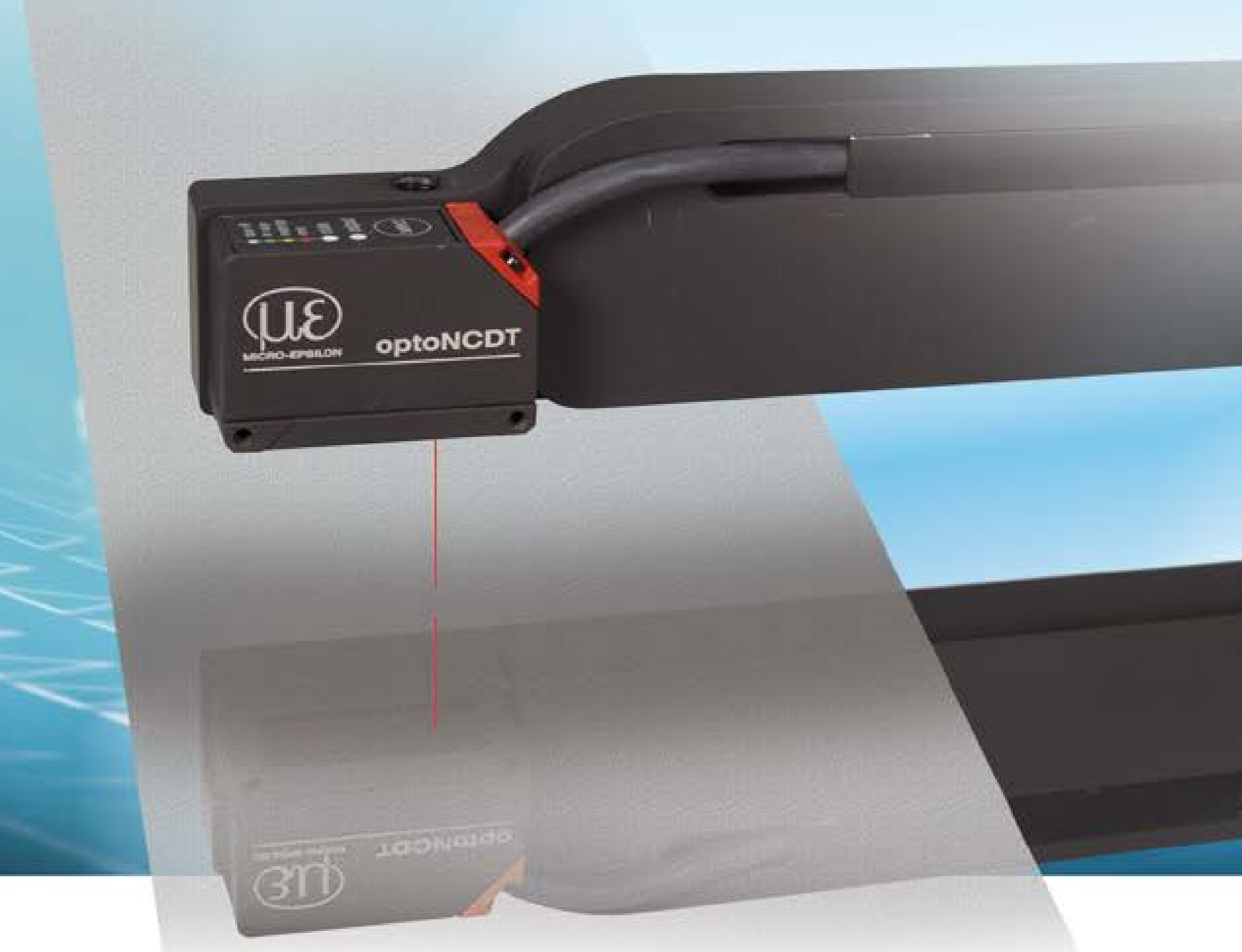 micro-epsilon  thicknessSENSOR激光位移传感器测厚仪