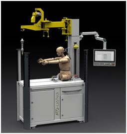 假人标定系统-弯曲测试系统