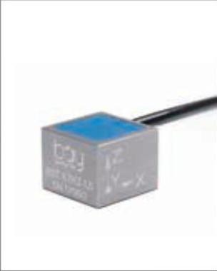 Bay-sensor 电容式加速度传感器 BST67K3