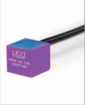 Bay-sensor 压阻式加速度传感器 BST12C