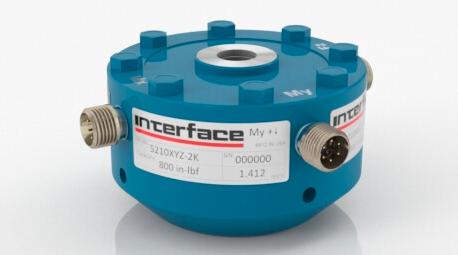 Interface 5200 XYZ 力/扭矩复合型传感器