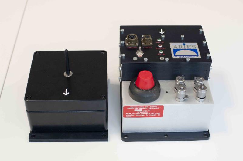 ARIES车载刹车系统(碰撞测试用)