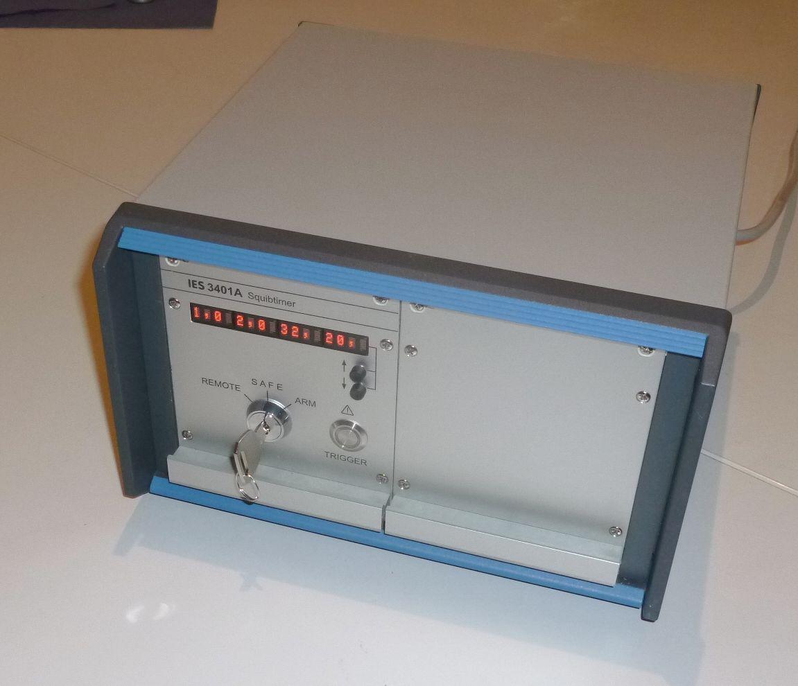 IES3401A 气囊点爆计时器