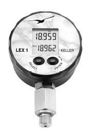 keller LEX1数字压力表