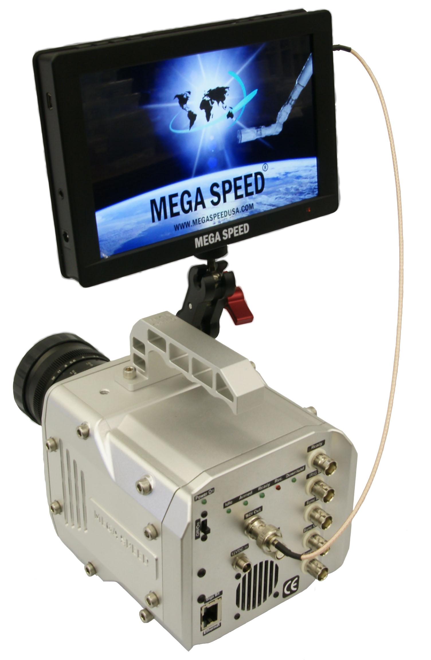 MS136K 高速相机Mega Speed