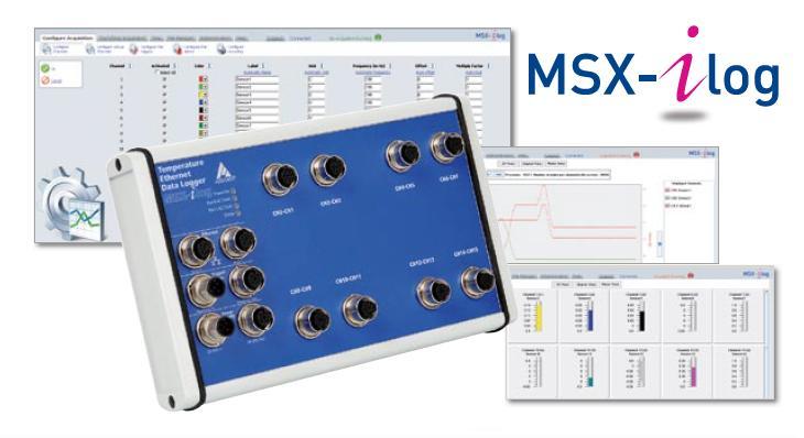 ADDI-DATA 数据记录仪MSX-ilog