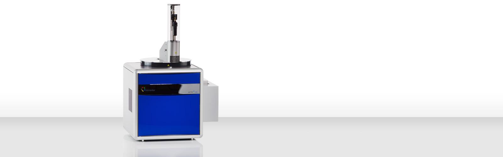 elementar水质分析仪 TOC分析仪 soli TOC cube